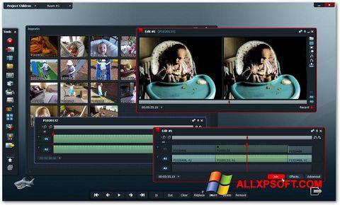 Ekran görüntüsü Lightworks Windows XP