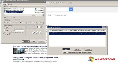 Ekran görüntüsü Sandboxie Windows XP