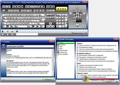 Ekran görüntüsü Xpadder Windows XP