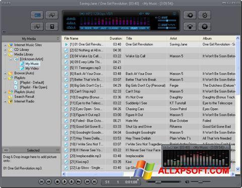 Ekran görüntüsü JetAudio Windows XP