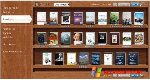 Ekran görüntüsü Bookshelf Windows XP