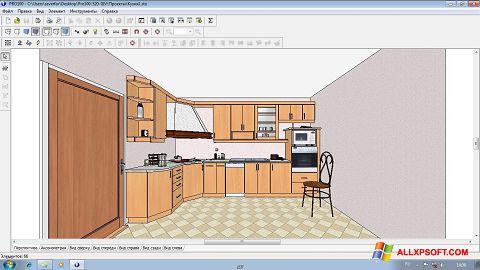 Ekran görüntüsü PRO100 Windows XP