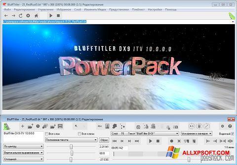 Ekran görüntüsü BluffTitler Windows XP