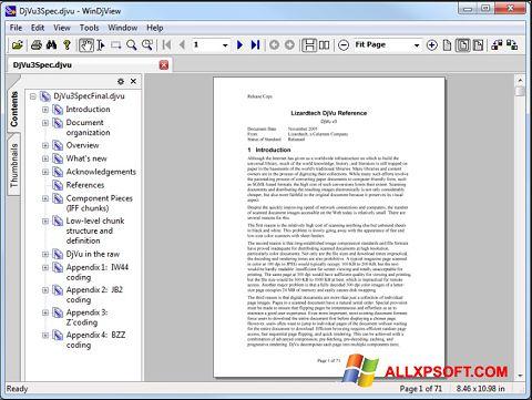 Ekran görüntüsü WinDjView Windows XP